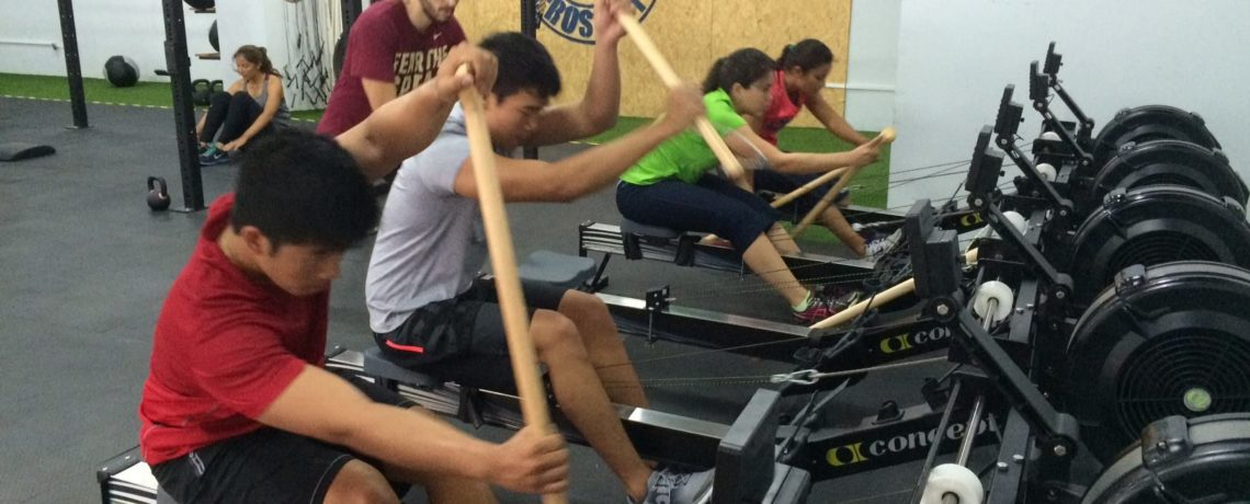 Paddling/CrossFit Workouts From Panama City CrossFit